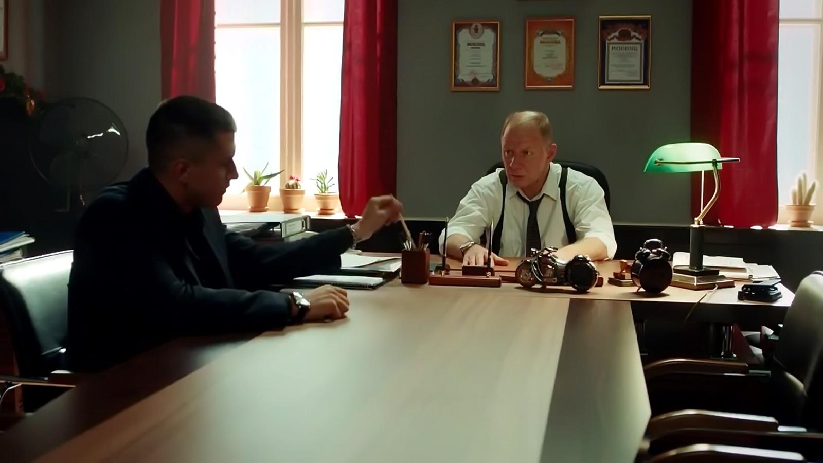Кадр из 11 серии 2 сезона